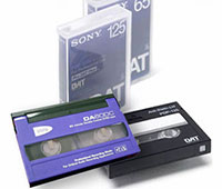Audie Cassette Tapes