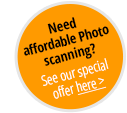Photo scanning special offer!